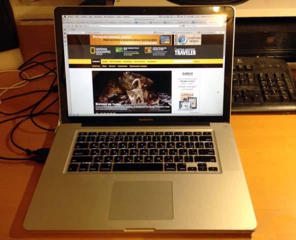 Apple MacBook Pro MC723 Early 2011 г