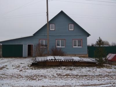 Продается жилой дом и земельный участок - г. Демидов