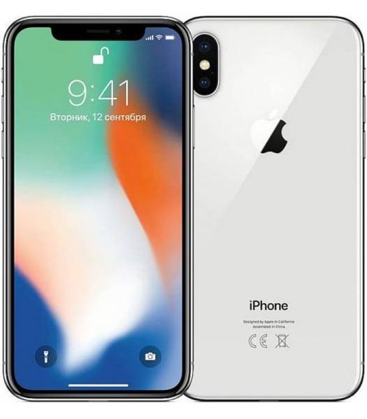 Смартфон Apple iPhone X