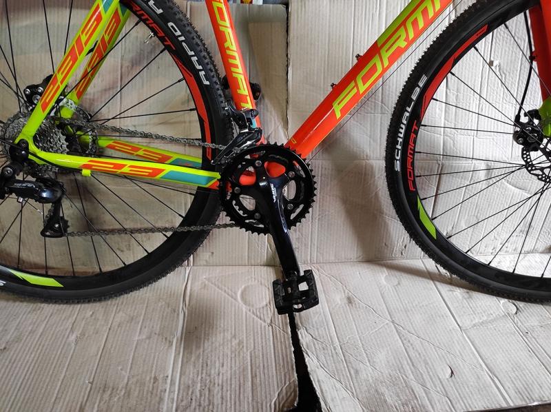 Профессиональная оценка велосипеда